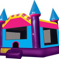 Large Dream Castle Bounce House Coming Summer 2020