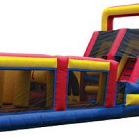 Giant Obstacle Challenge