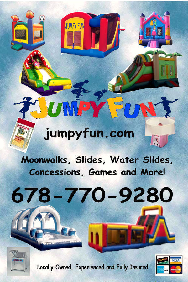 Jumpy Fun Bounce House Rentals