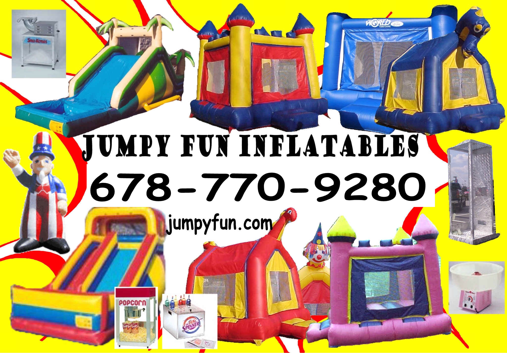 Jumpy Fun Inflatables